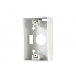 Placa de Pared Furukawa faceplate 4X2 Blanco