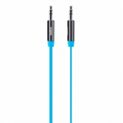 Cable Audio Belkin 91 cm Azul Apple iPhone/iPod