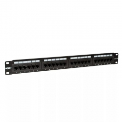 Patch Panel Nexxt 24 Puertos Rack 19