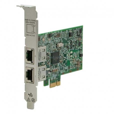 Adaptador HPE Ethernet 1Gb 2-port 332T Adapter