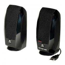 Parlante Logitech S120 Pc USB Rca 3.5 mm