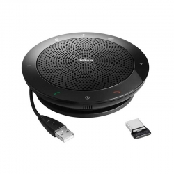 Parlante Jabra Speak 510 Bluetooth Pc USB Negro