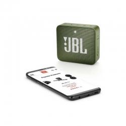 Parlante Portátil JBL Go 2 Bluetooth Musgo