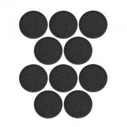 Esponja Auriculares Jabra Paquete De 10 (14101-45)