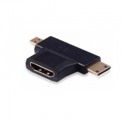 Adaptador Video Xtech Hdmi 19 C y D (XTC-355)