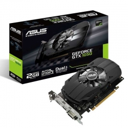 Tarjeta de Video ASUS PH-GTX1050-2G 2GB HDMI