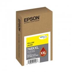 Cartucho EPSON Amarillo Extra Alta Capacidad T748X