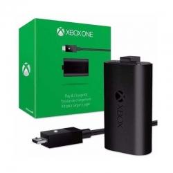 Kit Carga y Juega de Xbox One 30 horas duración