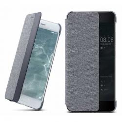 Estuche para Celular Huawei P10 Plus-Gris Claro