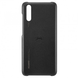 Estuche con Imán para Huawei P20 -Negro