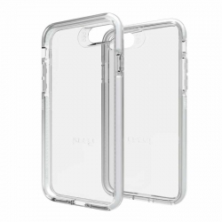 Estuche Gear4 Piccadilly para iPhone 7/8 -Plateado