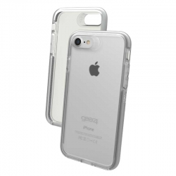 Estuche Gear4 D30 para iPhone 8 -Gris Claro