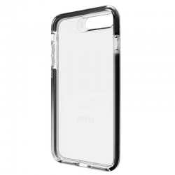 Estuche Gear4 D3O Piccadilly para iPhone 8 -Negro