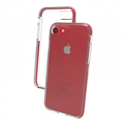 Estuche Gear4 D30 Piccadilly para iPhone 7/8 -Rojo
