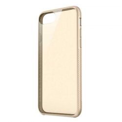 Estuche Belkin Air Protect para iPhone 7 -Oro