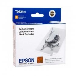 Cartuchos Tinta Epson Negro Original (T063120-AL)