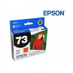 Cartuchos Tinta Epson 73 Negro Original T073120-AL