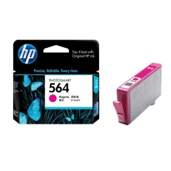 Cartuchos Tinta HP 564 Magenta Original 3ml 300Pag