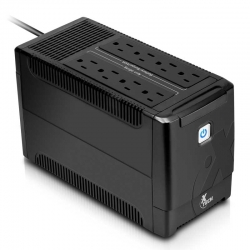 Batería Xtech XTP-751 375W 750VA/AC 8 Tomas