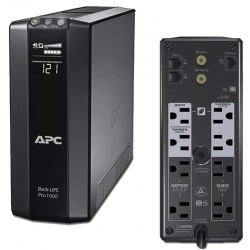 Batería APC BR1000G 120V 600vatios 1000VA 8 Tomas