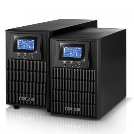 Batería Forza FDC-1000T 800W 1000VA 120V 3 Tomas