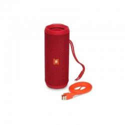 Parlante Portátil JBL Flip 4 BT 3.5 mm Rojo