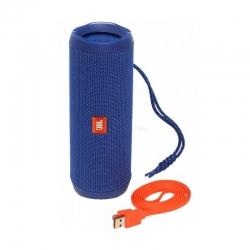 Parlante Portátil JBL Flip 4 BT 3.5 mm Azul