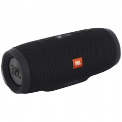 Parlante JBL Charge 3 inalámbric Bluetooth negro