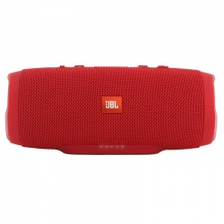 Parlante JBL Charge 3 inalámbric Bluetooth rojo