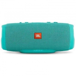 Parlante JBL Charge 3 inalámbric Bluetooth azul