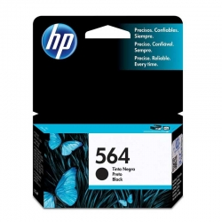 Cartuchos Tinta HP 564 Negro Original 6ml 250 Pag