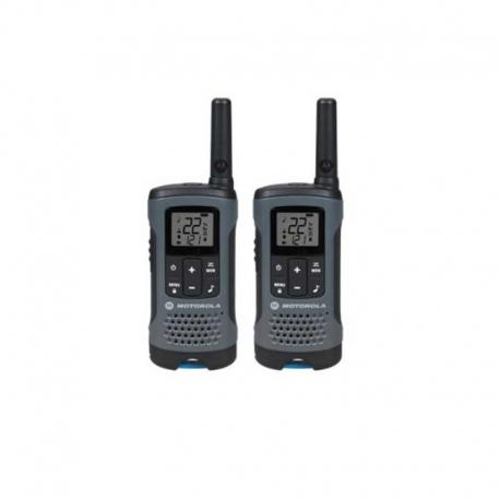 Radios de comunicación Motorola T200MC 32Km 22CH
