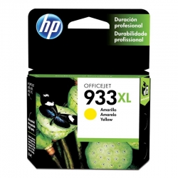 Cartuchos Tinta HP 933Xl Amarillo Original 8/5ml