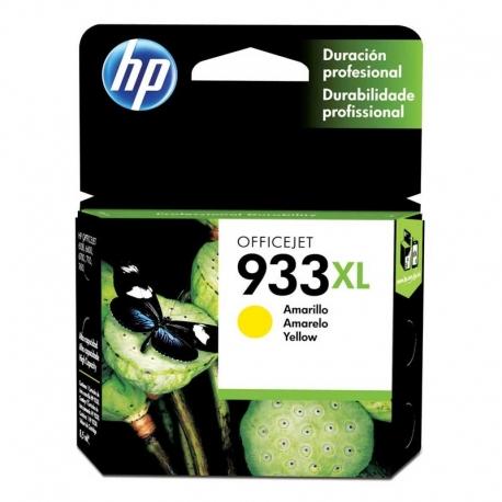 Cartuchos Tinta HP 933Xl Amarillo Original 8/5ml