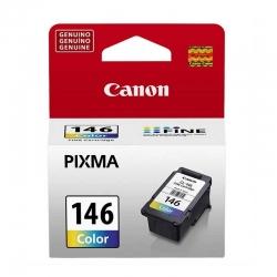 Cartuchos Tinta Canon CL 146 Tricolor Original