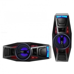 Parlante Klip Xtreme JetWave BT USB-SD 3.5 mm