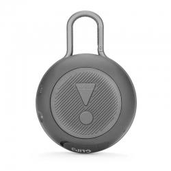Parlante Portátil JBL Clip 3 Bluetooth 3.5mm Gris