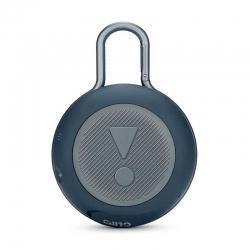 Parlante Portátil JBL Clip 3 Bluetooth 3.5mm Azul