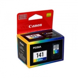 Cartuchos Tinta Canon CL 141 Tricolor Original 8ml