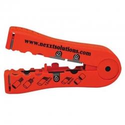 Peladora de Cable con Cuchilla UTP/Coaxial 6/12 mm