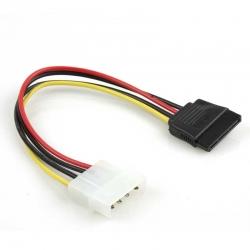 Adaptador Molex a SATA Xtech XTC-310 Cable 15cm