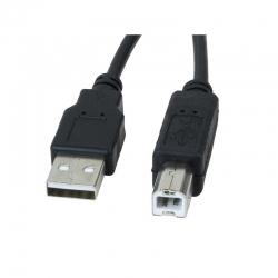 Cable USB para impresora Xtech XTC-304 4m USB2.0
