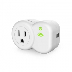 Conector Inteligente PureGear Wifi Blanco Iphone
