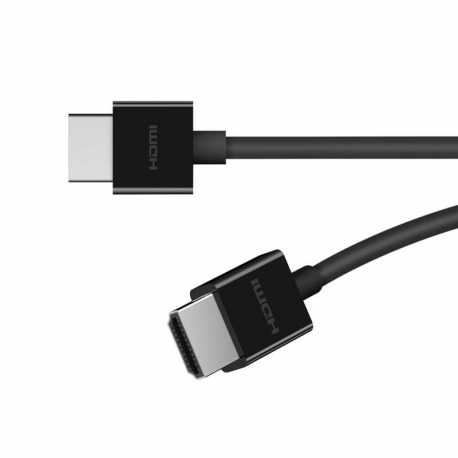 Cable HDMI Belkin BLK Ultra High Speed negro