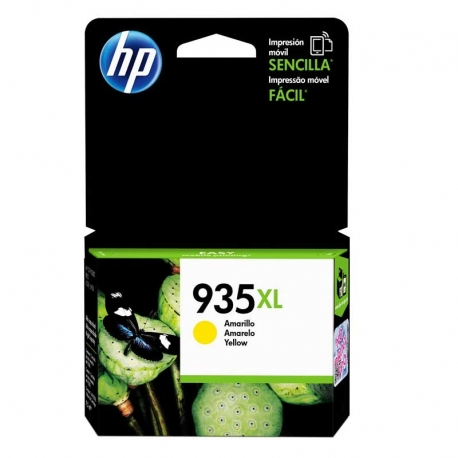 Cartuchos Tinta HP 935Xl Amarillo Original 825 Pag