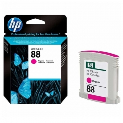 Cartuchos Tinta HP 88 Magenta Original 9ml