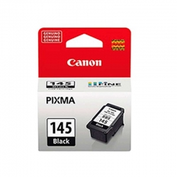 Cartuchos Tinta Canon PG 145Xl Negro Original 12ml