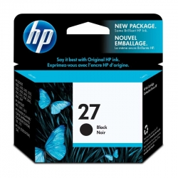 Cartuchos Tinta HP 27 Negro Original 10ml 280 Pag