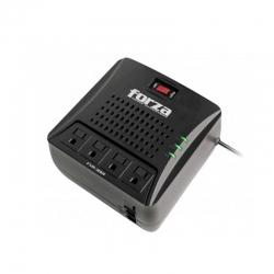 Regulador Voltaje Forza FVR-3001 1500W 4 Tomas