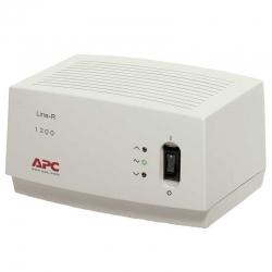 Regulador Voltaje APC Line-R 120V 1200VA 4 Tomas